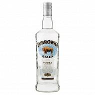 Zubrowka biala vodka 70cl 37.5%vol
