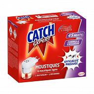 Catch diffuseur électrique 45 nuits répulsif