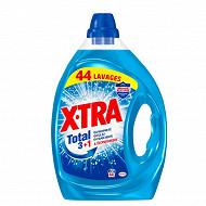 Xtra - lessive liquide - total 2.2l - 44 lavages