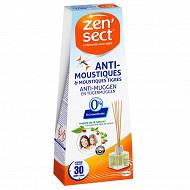 Zensect diffuseur bâtonnets anti-moustiques 40ml