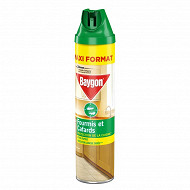 Baygon aérosol anti-rampants format éco 600ml