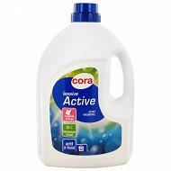 Cora lessive liquide active 3l - 40 lavages