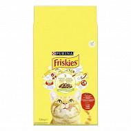 Friskies croquettes chat adulte 7,5kg