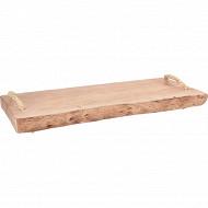 Plateau à servir en bois