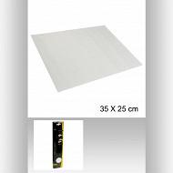 Feuille de cuisson réutilisable 35x45 cm