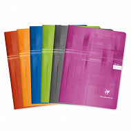 Clairefontaine - Cahier piqure 240x320 48 pages 5x5  90g