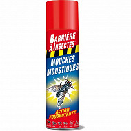 BARRIERE INSECTES insecticide volants aérosol 400 ml