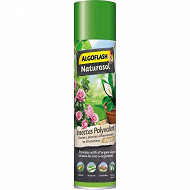 Algoflash insecticide traitement insectes rosiers aérosol 300 ml