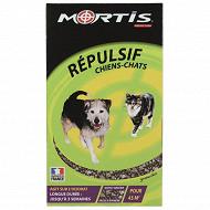 Mortis répulsif chiens chats granulés 400gr