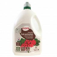 Cora engrais géranium 3 litres UAB