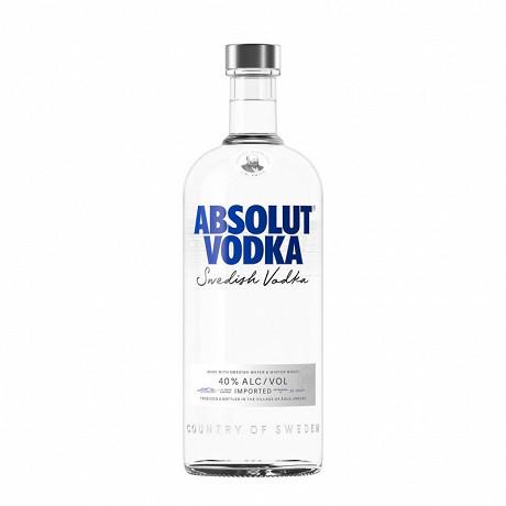 Absolut vodka 40% vol 1l