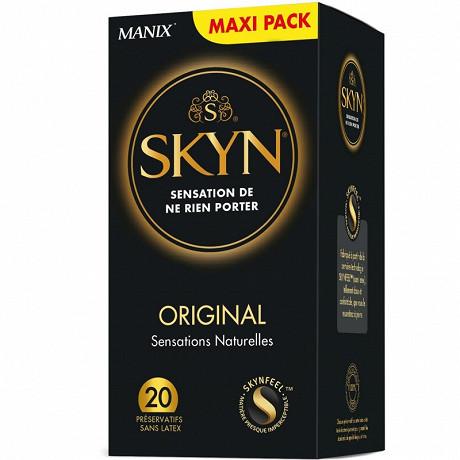 Manix préservatifs Skyn x20