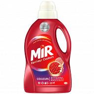Mir couleurs lessive raviveur plus 1,5l 25 lavages