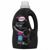 Cora lessive spéciale noir 1.5l 25 lavages