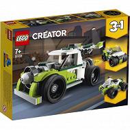 31103 Lego creator - Le camion de fusée