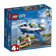60206 Lego city - Le jet de patrouille de la police