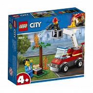 Lego L'extinction du barbecue
