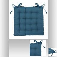 Galette chaise canard 38x38cm