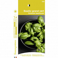 France graines basilic grand vert