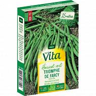 Vita Vilmorin haricot triomphe farcy
