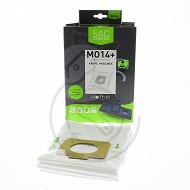 Home Equipement sac synthétique pour aspirateur X4 HEMO14+