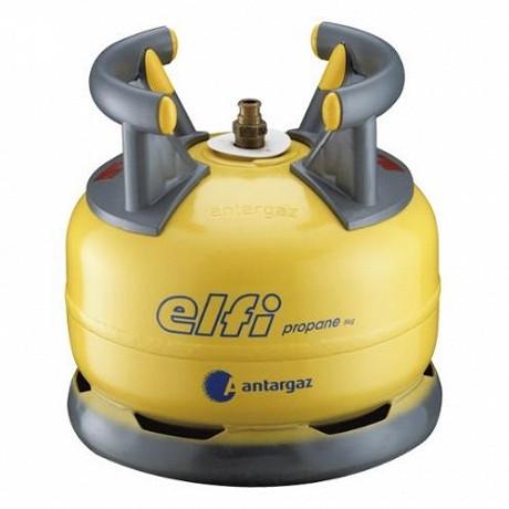 Antargaz recharge de gaz Elfi propane 5kg