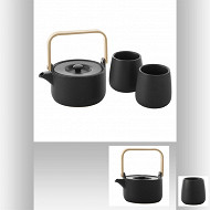 Ensemble théière 50 cl + 2 mugs 20 cl