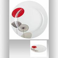Assiette plate osara 27 cm
