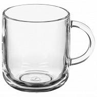 Tasse droite en verre 24.5 cl