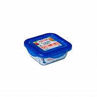 Pyrex Boite de conservation carrée 0.8L cook&go