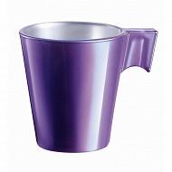 Tasse 8cl purple flashy expresso