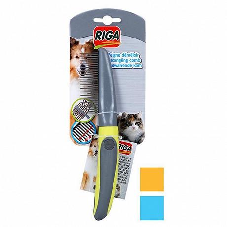 Riga peigne démêloir pour chien et chat