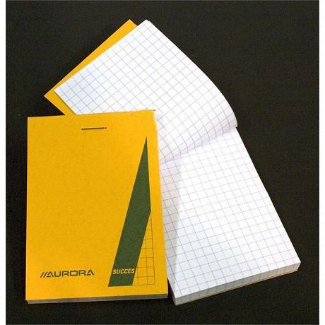 4 blocs notes Succes A7 200 pages 5x5 74 x 105