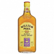 William Peel old finest scotch whisky 70cl 40%vol