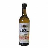Henri Bardouin Pastis 70CL 45%vol