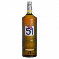 Pastis 51 1,5 L  45% Vol.