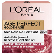 Dermo age perfect soin visage golden age rosy day 50ML