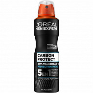 Men expert deodorant atomiseur 5en1 intense ice 200ml