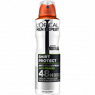 Men expert deodorant atomiseur shirt protect 200ml