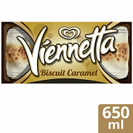 Viennetta biscuit caramel 650 ml- 350g