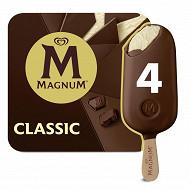 Magnum classic x 4 440 ml - 352 G - 288g