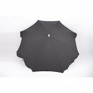 Anjosa parasol 240/8/22/25 mat inclinable aluminium uni alu n°5