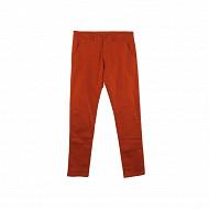 Pantalon chino homme ORANGE 48