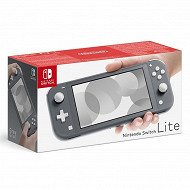Console switch lite grise