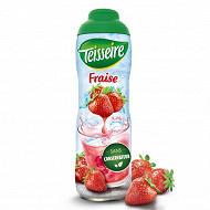 Teisseire sirop fraise bidon 60cl