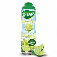 Teisseire sirop citron vert bidon 60cl