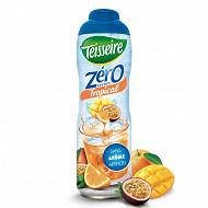 Teisseire zéro 0% de sucre tropical 60cl