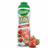 Teisseire sirop de fraise 60 cl