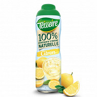 Teisseire sirop citron 60 cl
