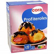 Cora profiteroles 280g